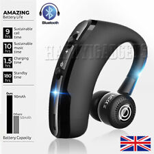 Bluetooth 4.1 Headphones Headset Wireless Earpiece Hands-free Sports Headsets UK