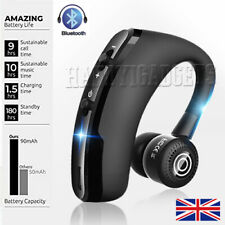 600b2336c79 Bluetooth 4.1 Headset Wireless Headphones Earpiece Hands-free Sports  Headsets UK