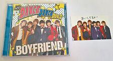 Boyfriend Dance Dance Dance My Lady Japan Normal Edi. CD Single Group Photocard
