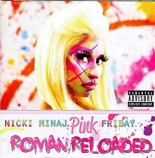 CD - NICKI MINAJ - Pink friday roman reloaded