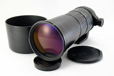 Very Good SIGMA APO 170-500mm F5-6.3 F/5-6.3 For SONY MINOLTA AF from Japan