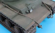 KV-1 / KV-2 SOVIET EARLY TOW CABLES (2 PIECES) #3508 1/35 EUREKA