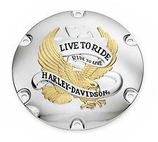 Coperchio Accesso Frizione Derby Cover Live T Ride XL Harley Davidson 25127-04A