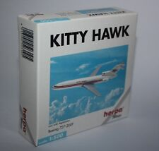 Herpa Wings-KITTY HAWK-Boeing 727-200F-m/w Reg.-Maßstab 1:500-Modell #503105