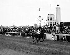 1946 Kentucky Derby ASSAULT Glossy 8x10 Photo Triple Crown Winner Print Poster