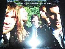 Maroon 5 Won't Go Home Without You Australian CD Single - Like New
