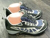 Merrell Womens Hiking Shoes Size 6 Siren Ventilator Black/Periwinkle