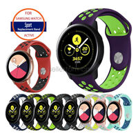 Replacement Soft Silicone Sport Wristband For Samsung Galaxy Active Watch Strap