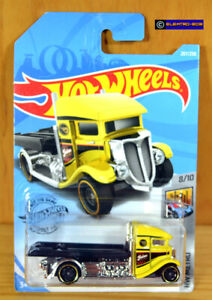 Hot Wheels Treasure Hunt Fast Bed Hauler Tow Truck [T-Hunt] - New/XHTF [E-808]