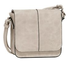 TOM TAILOR Cross Body Bag Vivien Handbag Stone