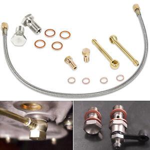 Diesel Fuel Banjo Bolt Upgrade&Injector Saver Fuel Line Crossover Kit  for Ford