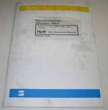 Werkstatthandbuch Seat Alhambra 4 Zylinder Dieselmotor Diesel Motor Mechanik