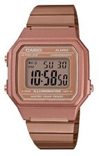 Casio Vintage Watch * B650WC-5A Digital Rose Gold Steel Ivanandsophia COD PayPal