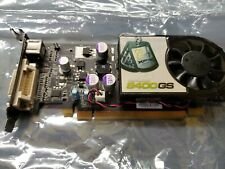Low Profile XFX GeForce 8400GS 256MB GDDR2 PCIe X16 64-bit GFX Card PVT86SWML4