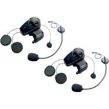 Sena SMH10D-11 Bluetooth Motorcycle Intercom Universal Headset Dual Units 2 Pair