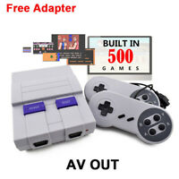 Home Retro HDMI TV Mini Game Console Built-in 500 NES Classic Games Gift 8 bit