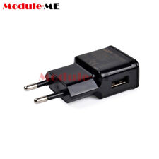5 V 2 un USB Cargador De Pared Enchufe de la UE potencia de carga rápida Casa Viaje Ajustador De La Adaptador