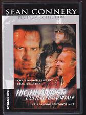 EBOND highlander l'ultimo immortale DVD EDITORIALE  D372006