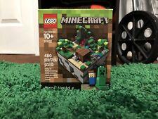 LEGO Minecraft Microworld 21102 Brand New Never Opened