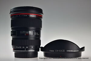 Canon EF 17-35mm f/2.8L USM Excellent