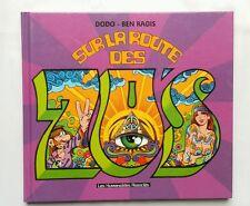 BD - Sur la route des 70's / EO 2000 / DODO & BEN RADIS / HUMANOIDES ASSOCIES