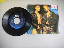 BROS chocolate box / life is a heartbeat PICTURE SLEEVE epic    45