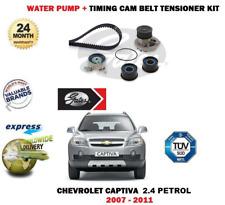 für Chevrolet Captiva 2.4 2007-2011 ZAHNRIEMEN KIT & Wasserpumpe Set