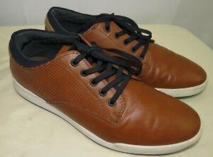ALDO Men's Shoes Sneaker Casual Dress Brown Size 9 M US