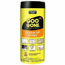 Goo Gone Clean Up Wipes, 24 count