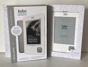 Kobo Wireless eReader 1GB, Wi-Fi, 6in - White