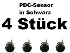 Parking Sensor Pdc Parking Sensors 4 Sensor Black Universal 4Stück