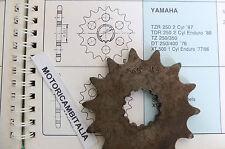 YAMAHA XT500 77-86 TZR250 TZ250 TZ350 DT250 DT400 PIGNONE SPROCKET  Z14 565