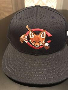 Columbus RedStixx New Era 5950 Hat Cap Size 7 1/2 Made In USA