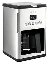 KRUPS Control Line KM442D Filter Kaffeemaschine Kaffee Filterkaffee silber NEU