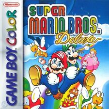 Nintendo Gameboy Color juego-Super Mario Bros. Deluxe (módulo)