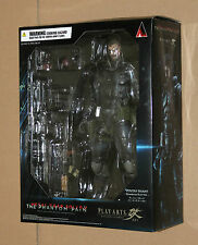 Metal Gear Solid V Action Figure Play Arts Kai Venom Snake Sneaking Suit Ver