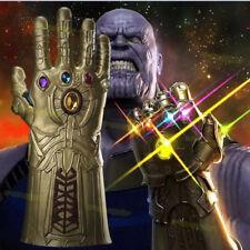 USA SHIP Thanos Gauntlet Infinity Stones Glove Mens Cos Prop Christmas Xmas Gift