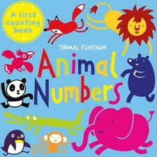 Animal Numbers (First Counting Books), Thomas Flintham | Paperback Book | Accept