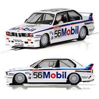 SCALEXTRIC Slot Car C3929 BMW E30 M3 1988 Peter Brock Bathurst #56