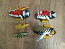 Power Rangers Dino Thunder Thundersaurus Triassic drago Morpher lot communicator