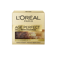 LOREAL  L´OREAL  AGE PERFECT ZELL RENAISSANCE GOLD  Tag  CREME LSF 15 + Natecium