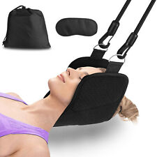 Cervical Traction Stretcher For Head Pain Relief Support Massager Hammock Device