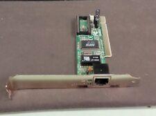 141211-424  00006000 Rev.01B Pci 10/100 Ethernet Network Interface Card