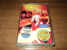 BLONDIE - THE CURSE OF BLONDIE (new sealed audio cassette)