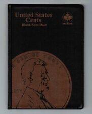 Uni-Safe United States US Penny 1 Cent Coin Album Folder Blank - No Date USA