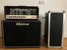 More details for cornford mk50h guitar amplifier plus flightcase and 2x12 cornford cab