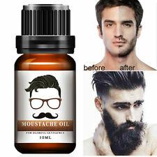 Men Mustache Growth Oil Beard Care Moustache Styling Moisturizing Smoothing