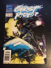 Ghost Rider Annual#1 Incredible Condition 9.0(1993) Bachalo Art!!