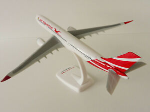 AIR MAURITIUS Airbus A330-900neo 1/200 Herpa 612623 Snap Fit A330 NEO Aapravasi