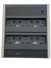 Sony CCP-1400 16x High-Speed 4-Cassette Slave Duplicator